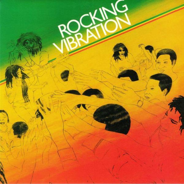Linval Thompson - Rocking Vibration (Vinyl LP)