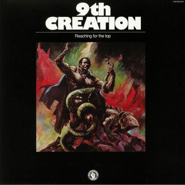 9th Creation – Reaching For The Top (Vinyl LP)
