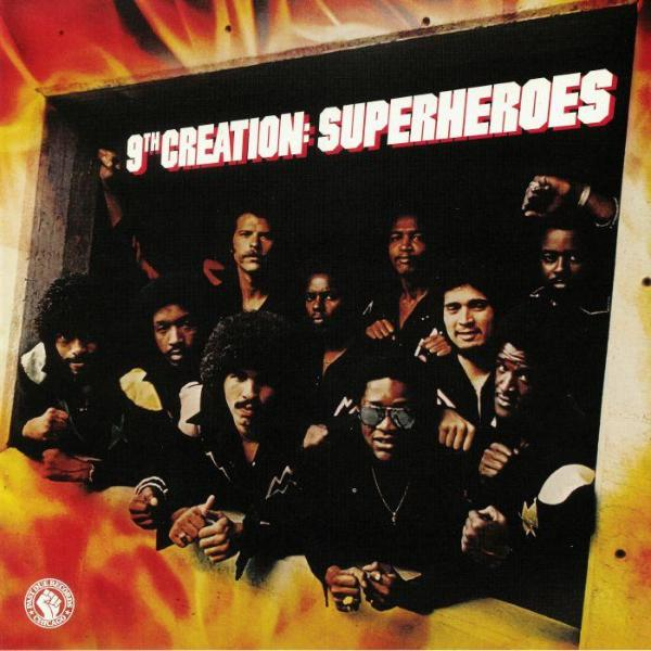9th Creation – Superheroes (Vinyl LP)