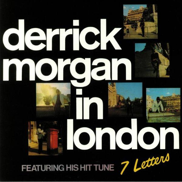 Derrick Morgan – In London (Vinyl LP)