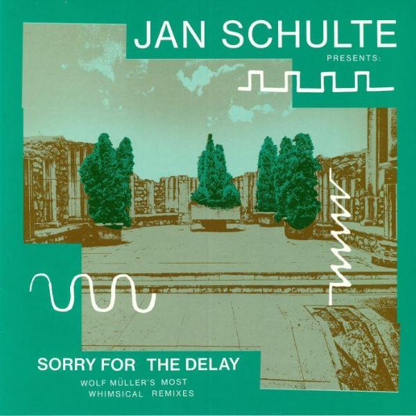 Jan Schulte – Sorry For The Delay (Wolf Müller's Most Whimsical Remixes) (Vinyl 2LP)