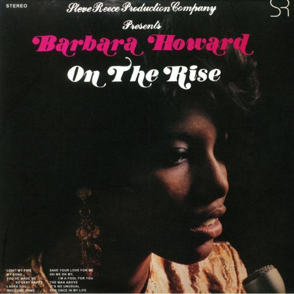Barbara Howard ‎– On The Rise (Vinyl LP)