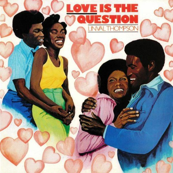 Linval Thompson - Love Is The Question (Vinyl LP)