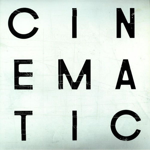 Cinematic Orchestra ‎– To Believe (Vinyl 2LP)