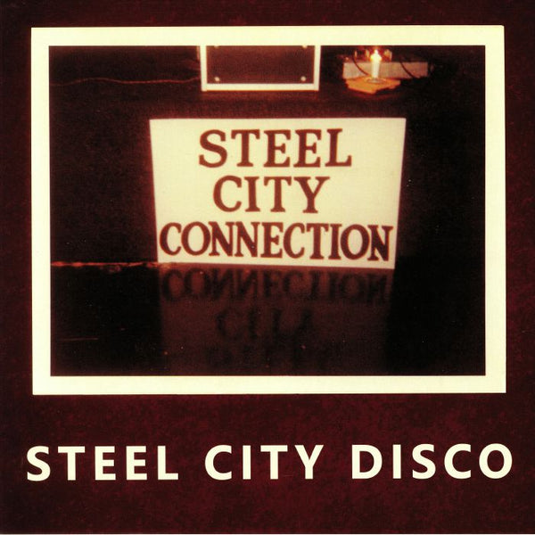 "Steel City Connection ‎– Steel City Disco (Vinyl 12"")"