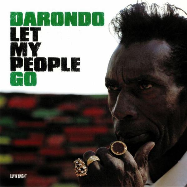 Darondo – Let My People Go (Vinyl LP)