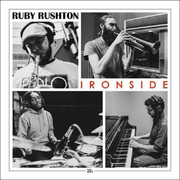 Ruby Rushton - Ironside (Vinyl 2LP)