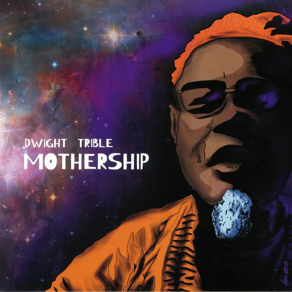 Dwight Trible ‎– Mothership (Vinyl 2LP)
