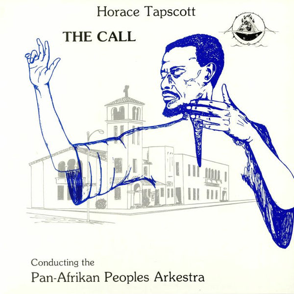 Horace Tapscott / The Pan-Afrikan Peoples Arkestra ‎– The Call (Vinyl LP)