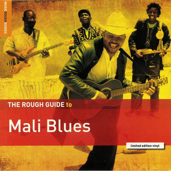 Various - The Rough Guide To Mali Blues (Vinyl LP)