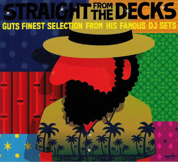 Various ‎– Straight From The Decks (Vinyl 2LP)