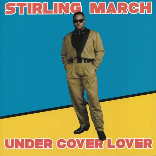 "Stirling March ‎– Under Cover Lover (Vinyl 12"")"