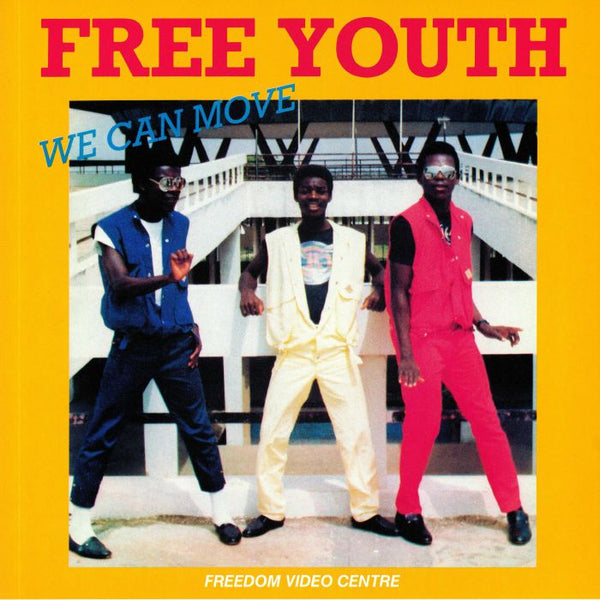 "Free Youth ‎– We Can Move (Vinyl 12"")"