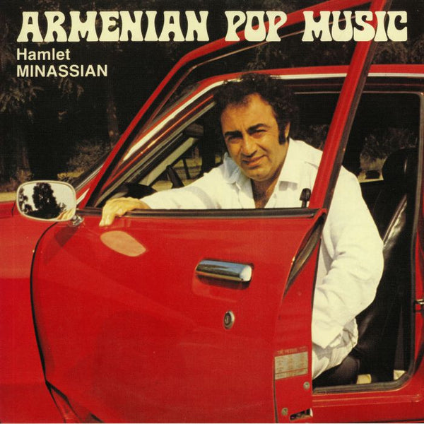 Hamlet Minassian ‎– Armenian Pop Music (Vinyl LP)