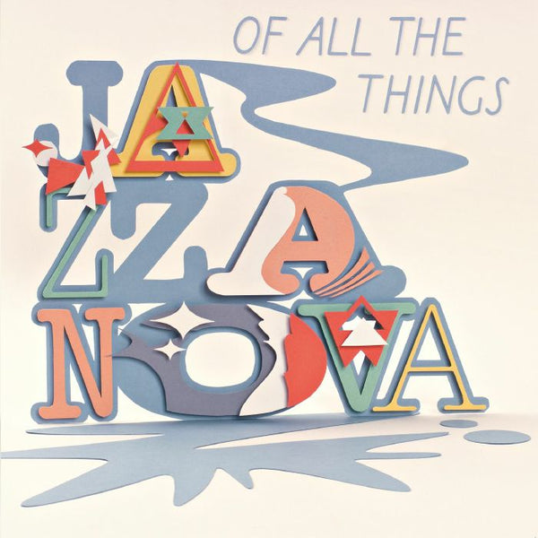 Jazzanova - Of All The Things (Vinyl 3LP) [PREORDER]