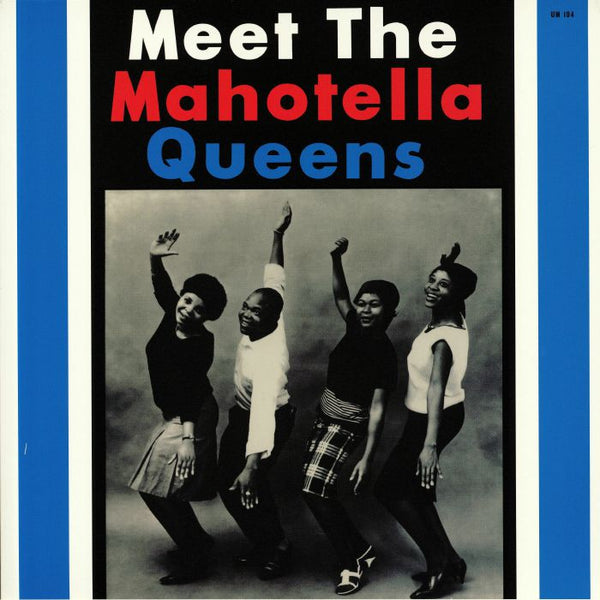 Mahotella Queens ‎– Meet The Mahotella Queens (Vinyl LP)