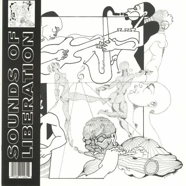 The Sounds Of Liberation ‎– Sounds Of Liberation (Vinyl LP)