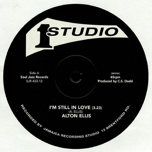 "Alton Ellis ‎– I'm Still In Love (Vinyl 12"")"