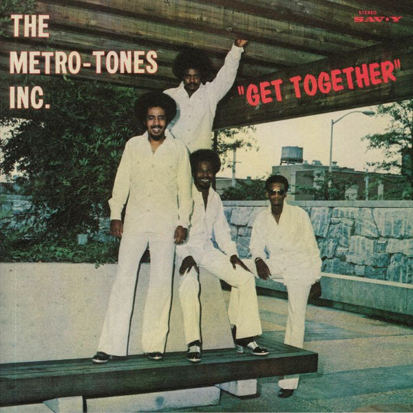 "The Metro-Tones Inc. ‎– Get Together (Vinyl 10"")"