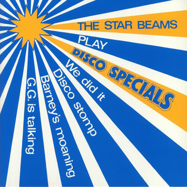 The Star Beams - Play Disco Specials (Vinyl LP)