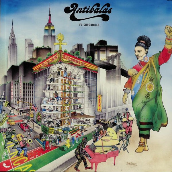 Antibalas - Fu Chronicles (Vinyl LP)