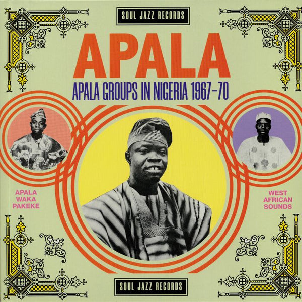 Various - Apala: Apala Groups In Nigeria 1967-70 (Vinyl 2LP)