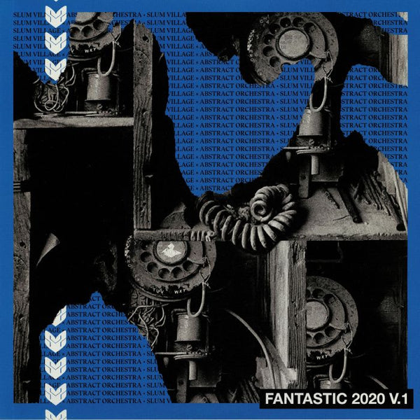 Abstract Orchestra ‎– Fantastic 2020 v.1 (Vinyl LP)
