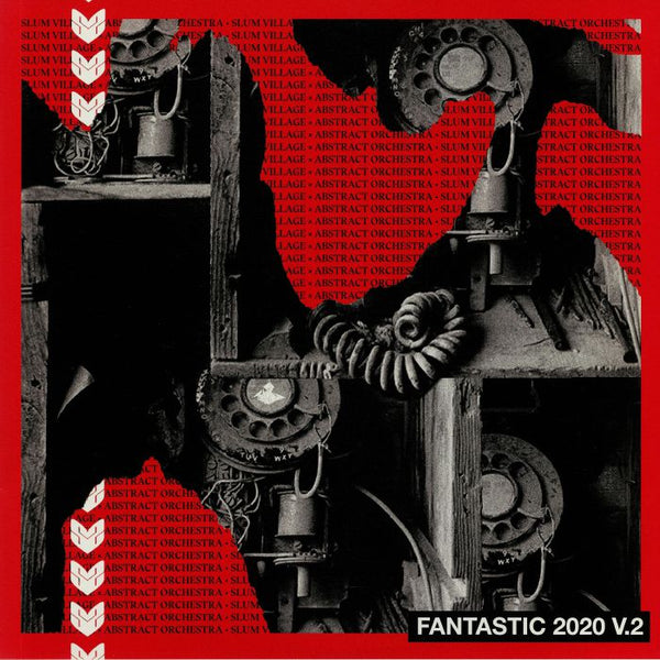 Abstract Orchestra ‎– Fantastic 2020 v.2 (Vinyl LP)