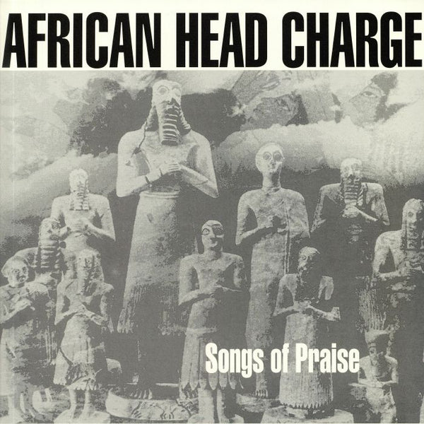 African Head Charge ‎– Songs Of Praise (Vinyl 2LP)