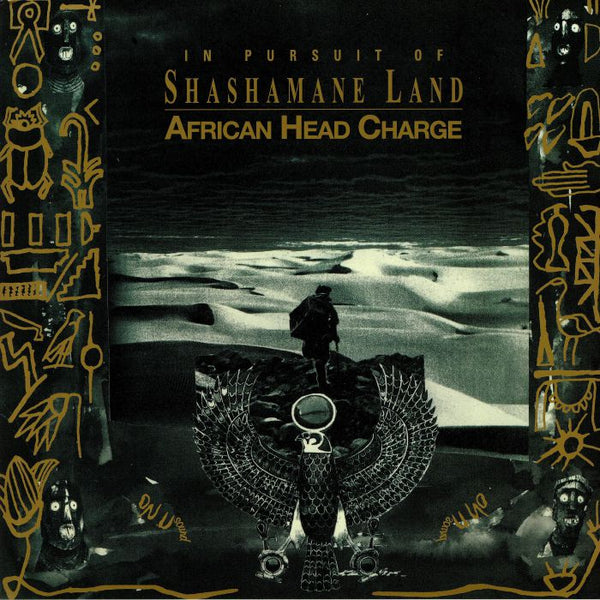African Head Charge ‎– In Pursuit Of Shashamane Land (Vinyl 2LP)