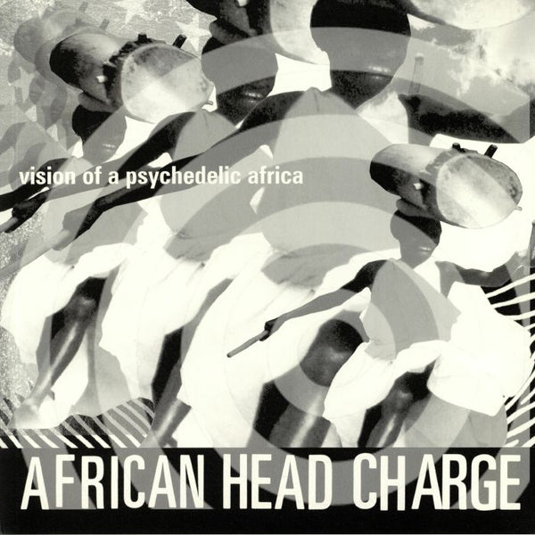 African Head Charge ‎– Vision Of A Psychedelic Africa (Vinyl 2LP)