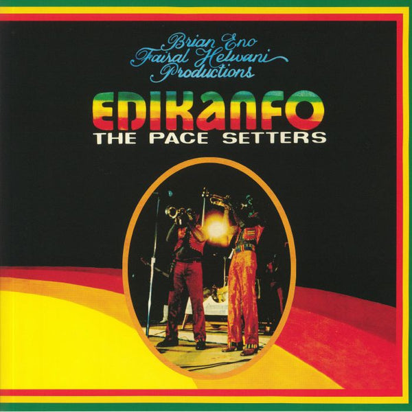 Edikanfo ‎– The Pace Setters (Vinyl LP)
