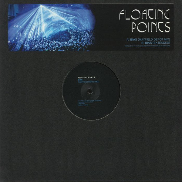 "Floating Points ‎– Bias (Mayfield Depot Mix) (Vinyl 12"")"