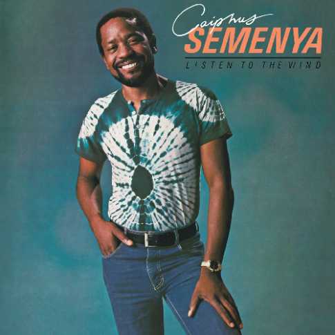 Caiphus Semenya - Listen To The Wind (Vinyl LP) [PREORDER]