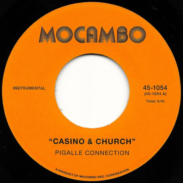 "Casino & Church - Pigalle Connection (Vinyl 7"")"