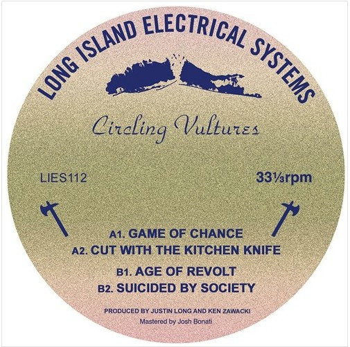 "Circling Vultures ‎– Untitled (Vinyl 12"")"