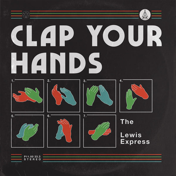 The Lewis Express - Clap Your Hands (Vinyl LP)