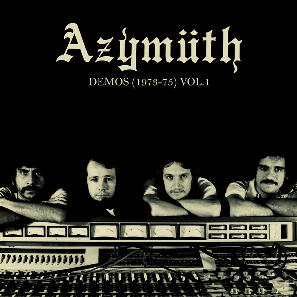 Azymüth ‎– Demos (1973-75) Vol. 1 (Vinyl LP)