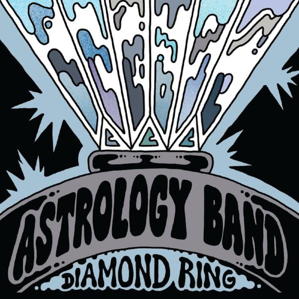 "Astrology Band ‎– Diamond Ring (Vinyl 7"")"