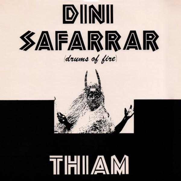 Mor Thiam – Dini Safarrar (Drums Of Fire) (Vinyl LP)
