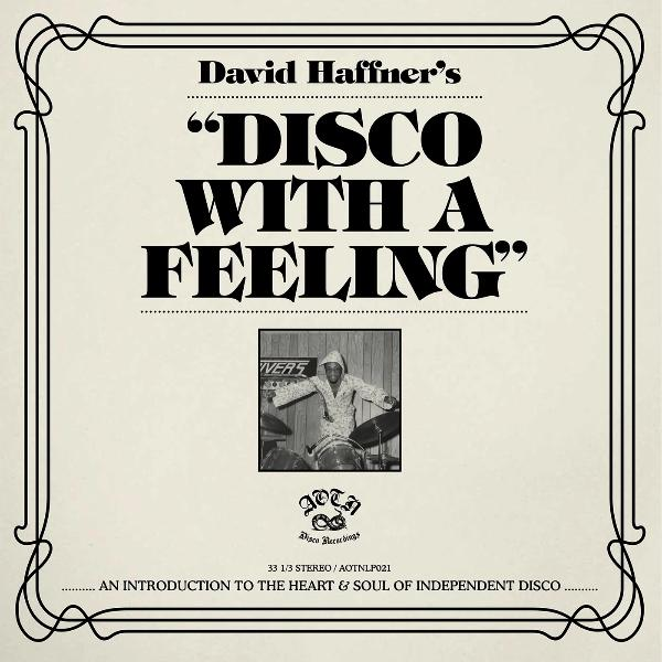 Various - Disco with a Feeling (Vinyl 2LP)