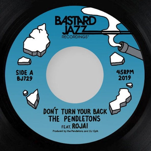 "The Pendletons - Don't Turn Your Back (Vinyl 7"")"