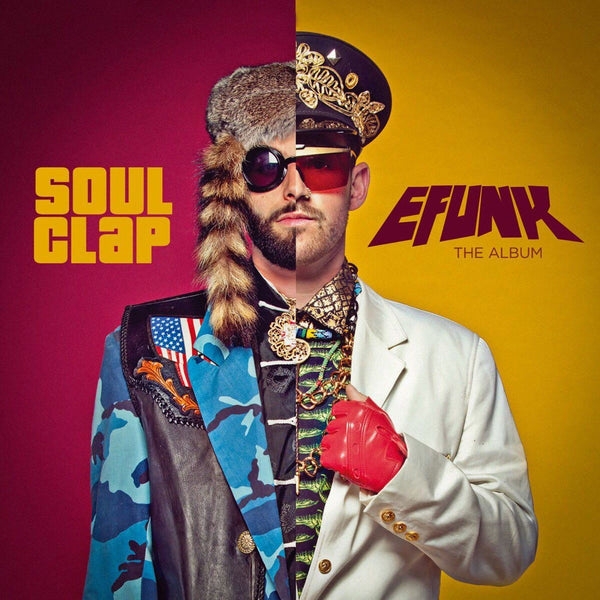 Soul Clap - EFUNK The Album (Vinyl LP)