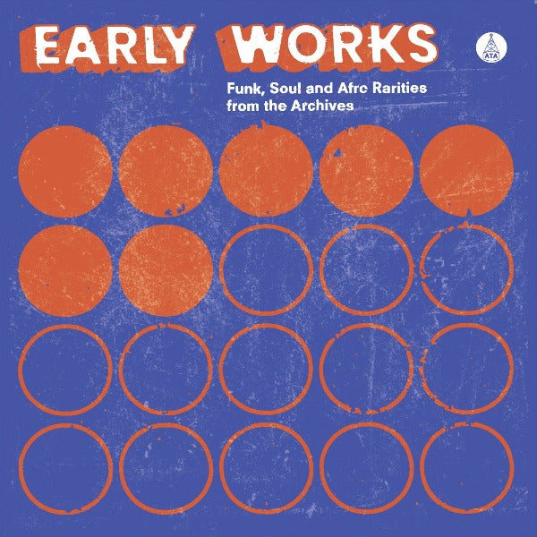 Various - Early Works: Funk, Soul & Afro Rarities from the Archives (Vinyl LP)