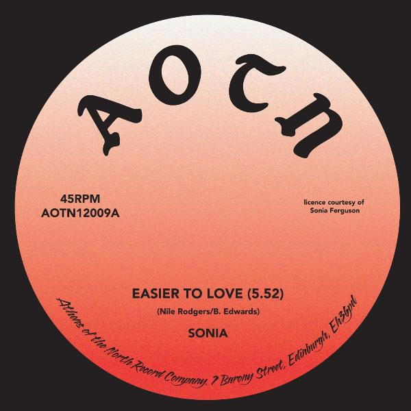 "Sonia – Easier To Love (Vinyl 12"")"