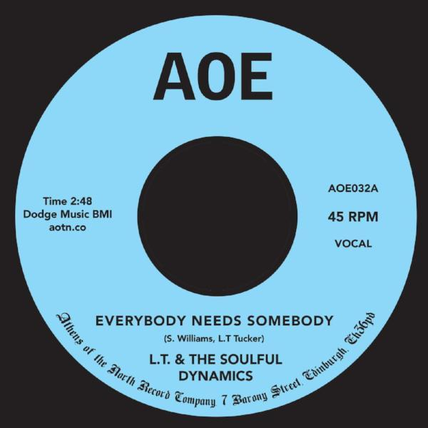 "The Soulful Dynamics - Everyone Needs Somebody (Vinyl 7"")"