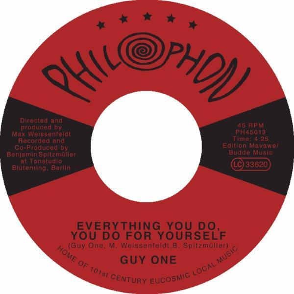 "Guy One - Everything You Do, You Do for Yourself (Vinyl 7"")"