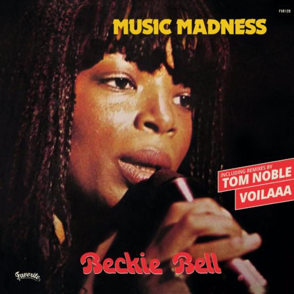 "Beckie Bell – Music Madness (Vinyl 12"")"