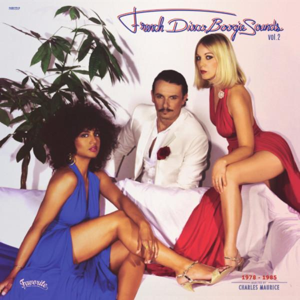 Various – French Disco Boogie Sounds Vol. 2 (1978-1985) (Vinyl 2LP)