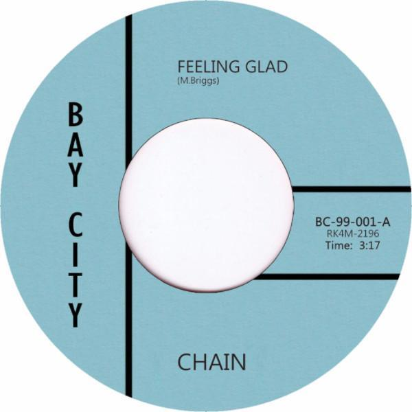"Chain - Feeling Glad (Vinyl 7"")"